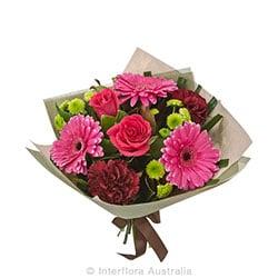 DIVINE Mixed bouquet of seasonal flowers