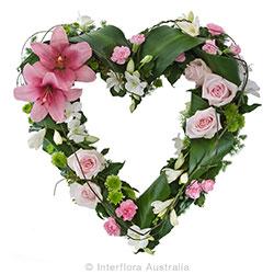 ESTEEM Sympathy heart suitable for service AUS 848
