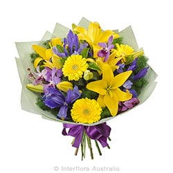 LA LUNA Mixed bright bouquet AUS 806