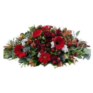 Rudolph Christmas Flowers