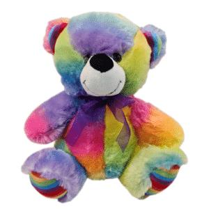 Large Rainbow Bear